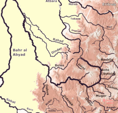 Der Nil und die Fruchtbarkeit